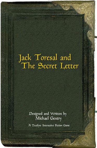Secret Letter Cover